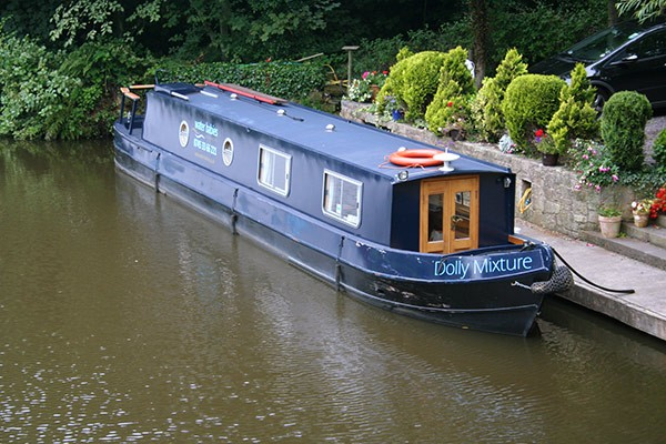 Lancaster Canal Boat Holiday